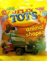 jelly tots shapez