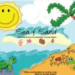 Sea and Sand story book for play therapy