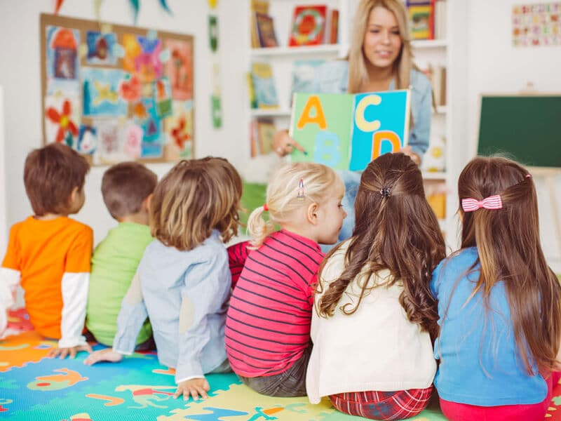 Early childhood development builds resilience in later life