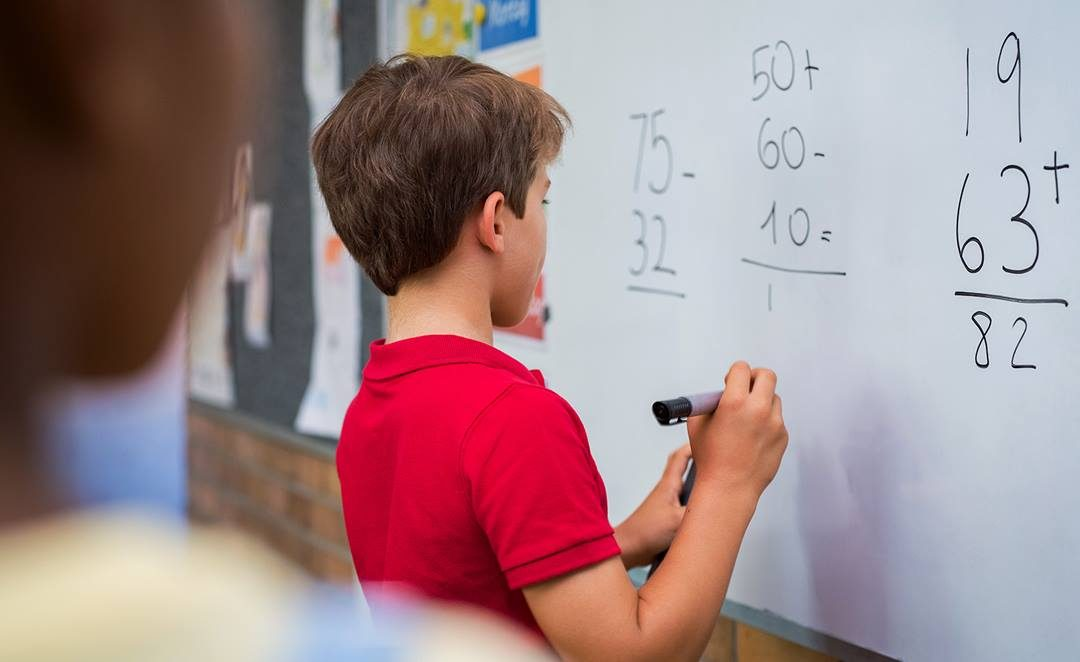 Dyscalculia in children may co-occur with these other learning difficulties