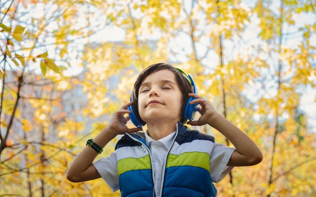 The importance of auditory processing as part of your child's development