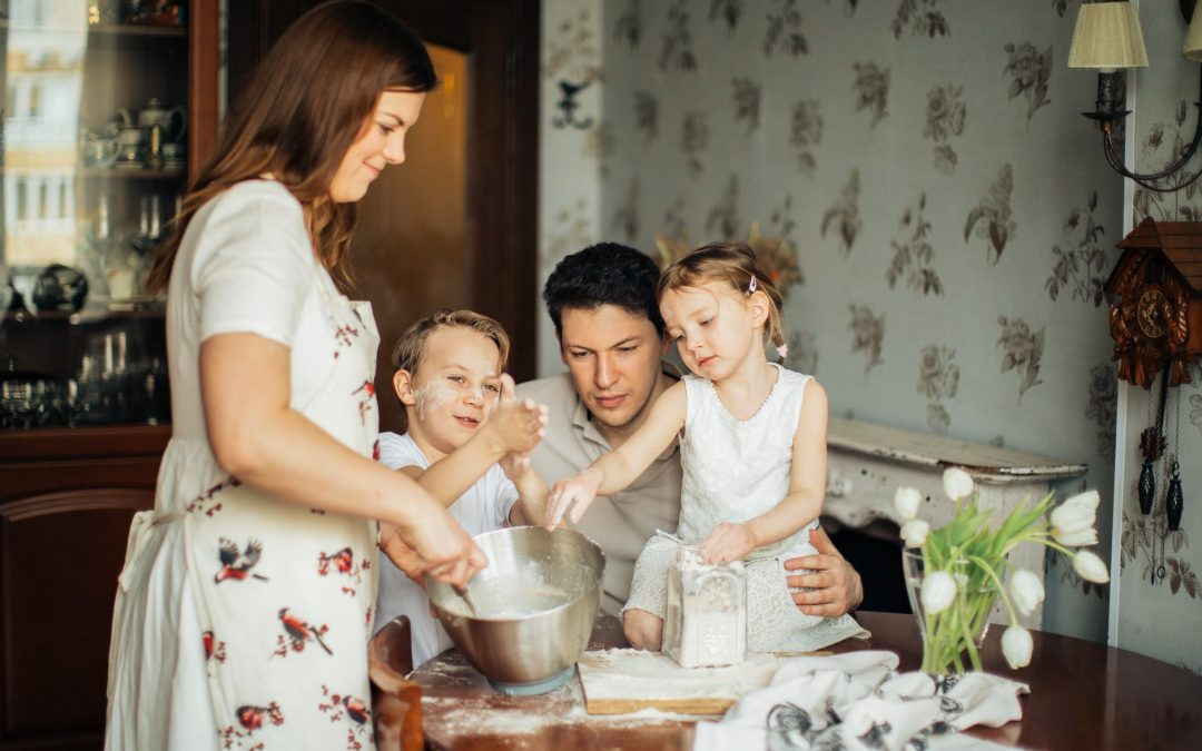 The importance of family rituals